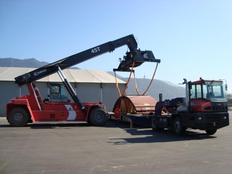 Reachstacker